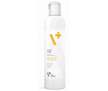 VetExpert Specialist Shampoo Антибактериальный противогрибковый шампунь для собак и кошек
