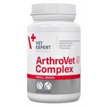 VetExpert ArthroVet Complex small breeds & cats АртроВет - Для здоровья хрящей и суставов собак малых пород и кошек