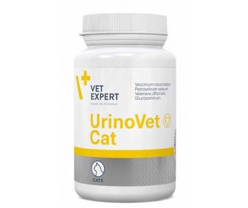 VetExpert UrinoVet Cat Поддержание и восстановление функций мочевой системы у кошек
