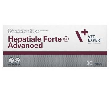 VetExpert Hepatiale Forte Advanced Для поддержания функций печени собак и кошек
