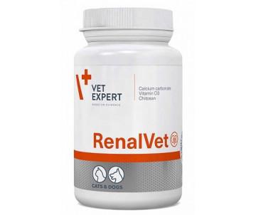 VetExpert RenalVet Добавка для собак и кошек с симптомами хронической почечной недостаточности