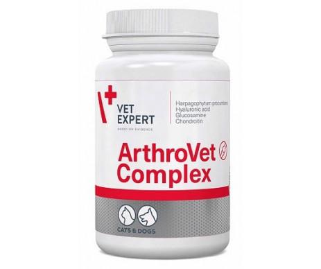 VetExpert ArthroVet Complex АртроВет - Усиленный комплекс для здоровья хрящей и суставов собак и кошек