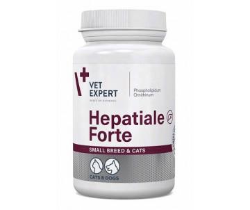 VetExpert Hepatiale Forte Small breed&Cats Для поддержания функций печени у собак мелких пород и котов