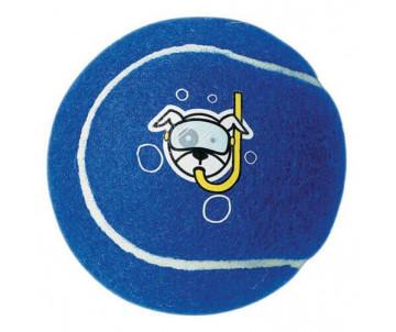 ROGZ Molecule Ball Игрушка для собак теннисный мяч синий