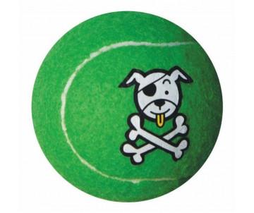 ROGZ Molecule Ball Игрушка для собак теннисный мяч лайм