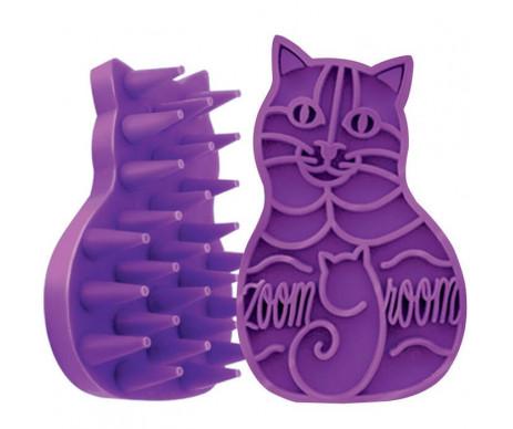 KONG ZoomGroom Щетка для кошек