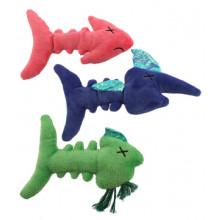 Alley Kat Игрушка Скелет рыбы в ассортименте