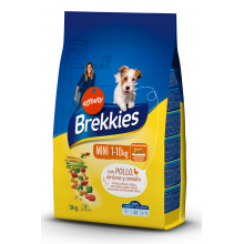 Brekkies Dog Adult Mini