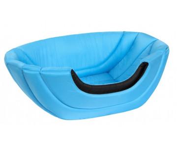 AiryVest Голубой Домик для кошек и собак