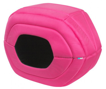 AiryVest Розовый Домик для кошек и собак