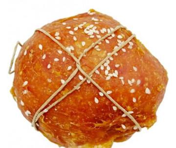 CROCI BEKERY Лакомство булочка ролл с курицей 10см (цена за 1 шт)