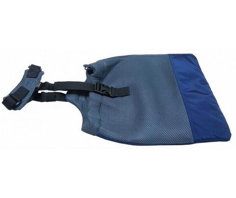 Frakishtak Ползунки для животных сумка конверт Серый с синим