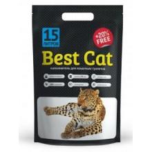 Best Cat White Classic Наполнитель силикагелевый для кошачьего туалета