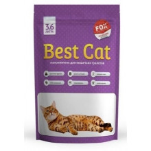 Best Cat Purple Lawender Наполнитель силикагелевый для кошачьего туалета