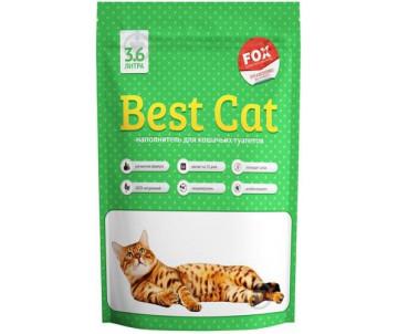 Best Cat Green Apple Наполнитель силикагелевый для кошачьего туалета