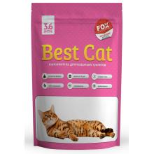 Best Cat Pink Flowers Наполнитель силикагелевый для кошачьего туалета