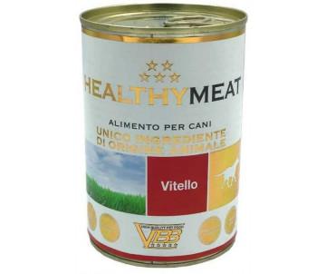 Healthy All days Dog Монопротеиновый влажный корм с телятиной для собак