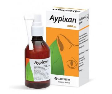 Аурикап спрей - для очистки и ухода за ушами