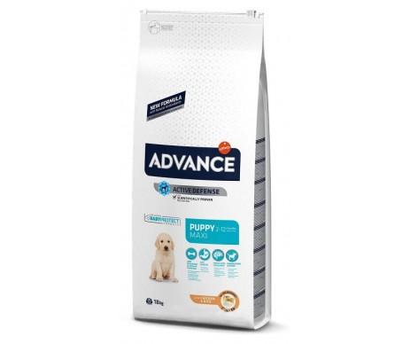 Advance Dog Puppy Maxi Chicken Rice