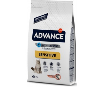 Advance Cat Adult Sensitive Salmon Rice