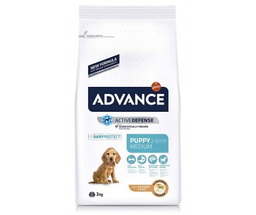 Advance Dog Puppy Medium Chicken Rice