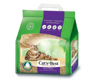 Cat's Best Smart Pellets наполнитель для кошачьего туалета