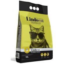 Lindocat Classic White Clean Paws бентонитовый крупный наполнитель для кошачьего туалета без запаха