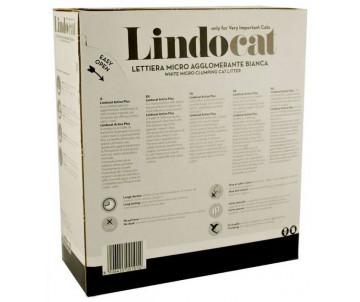 Lindocat Active Plus Carbon (box) Комкующийся наполнитель с угольными гранулами