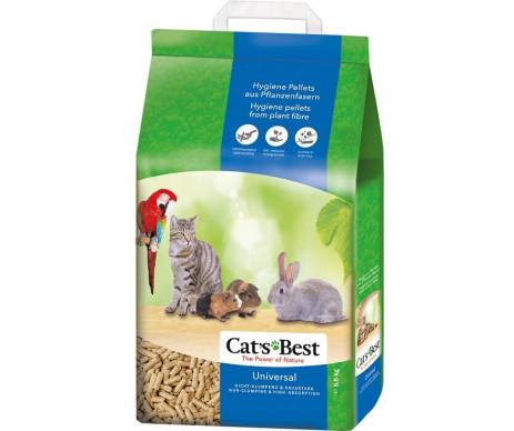 Cat's Best Universal наполнитель для кошачьего туалета