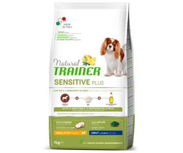 Trainer Natural Dog Adult Sensitive Plus Mini Horse