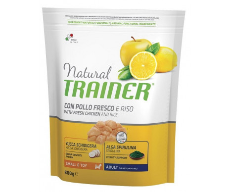 Trainer Natural Dog Adult Mini