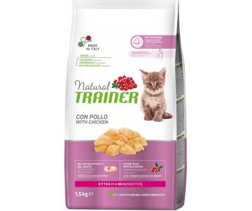 Trainer Natural Cat Kitten Fresh Chicken