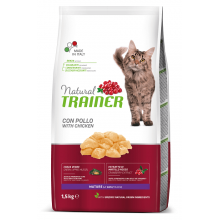 Trainer Natural Cat Mature With Fresh Chicken
