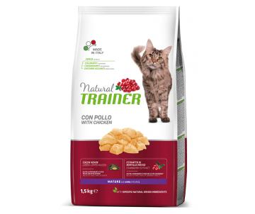 Trainer Natural Cat Mature Fresh Chicken