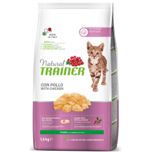 Trainer Natural Cat Young Fresh Chicken