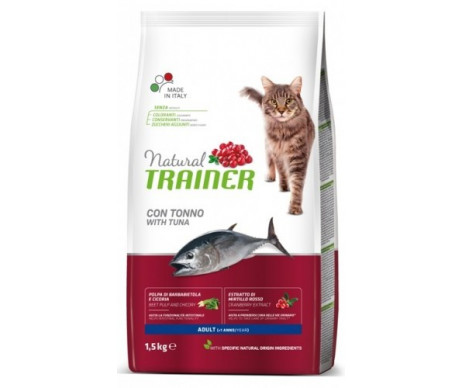 Trainer Cat Natural Adult Tuna