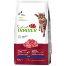 Trainer Natural Cat Adult Beef