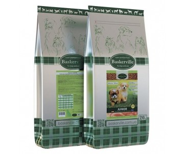 Baskerville HF Junior Сухой корм для щенков и молодых собак