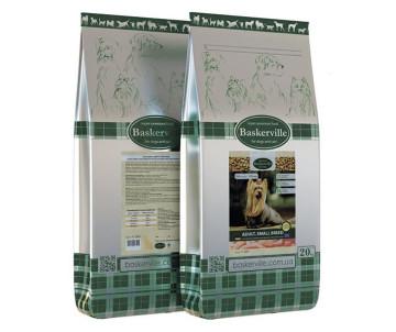 Baskerville HF klein Rassen Сухой корм для взрослых собак мелких пород