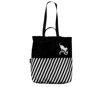 My Kotty TOTE black сумка