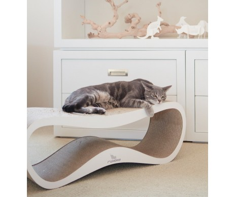 My Kotty LUI white Когтеточка для котов