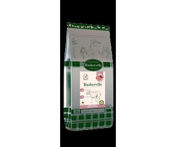 Baskerville HF Sensitive Сухой корм для взрослых собак с чувствительным пищеварением