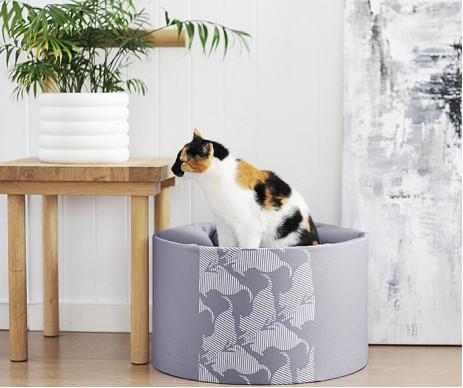 My Kotty OTI grey Кровать для кошек