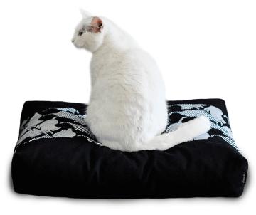 My Kotty PADI PILLOW black Подушка для кошек