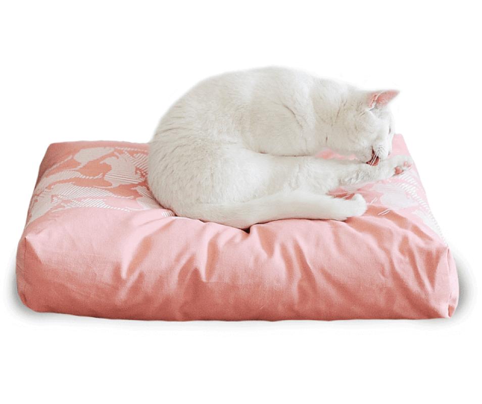 My Kotty PADI PILLOW rose Подушка для кошек