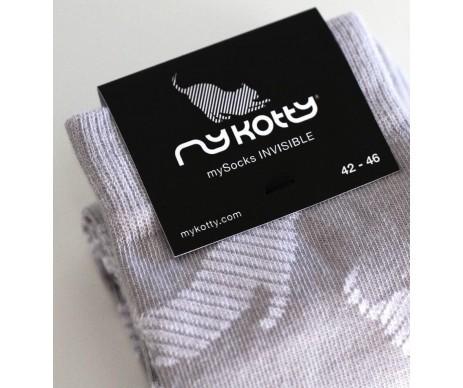 My Kotty MYSOCKS Invisible Носки