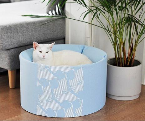 My Kotty OTI blue Кровать для кошек