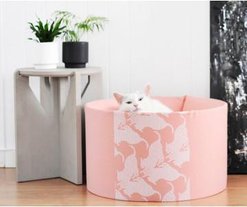 My Kotty OTI rose Кровать для кошек