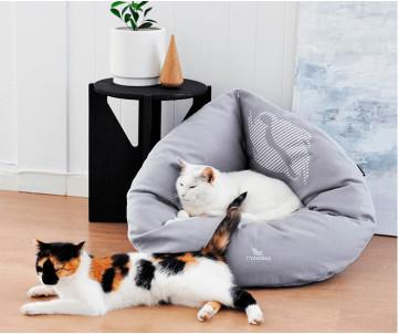 My Kotty EMI grey Кровать для кошек
