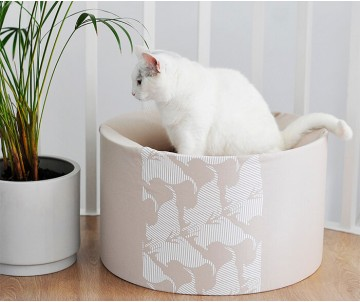 My Kotty OTI beige Кровать для кошек
